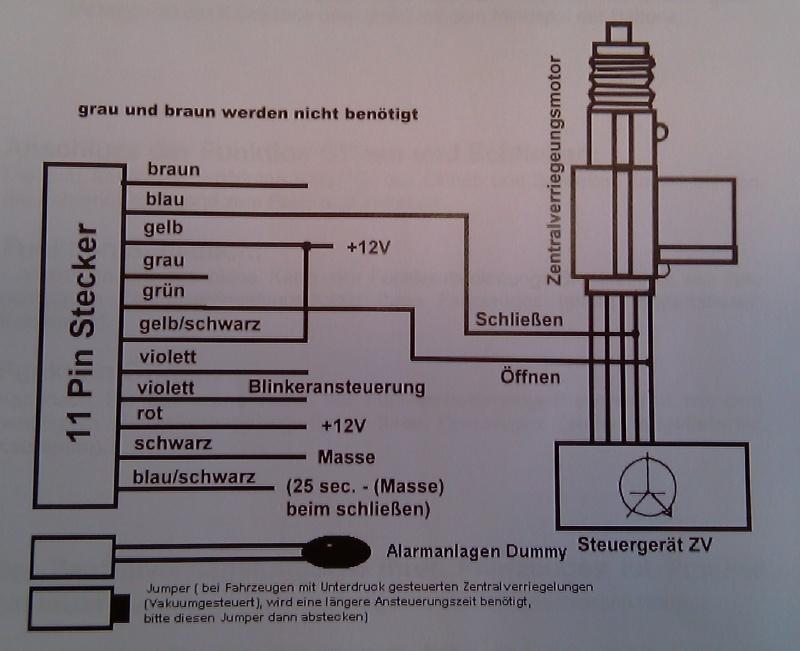 Ich helfe bei Nachrüsten Funkzentralfernbedienung - Seite 2 - KFZ ...