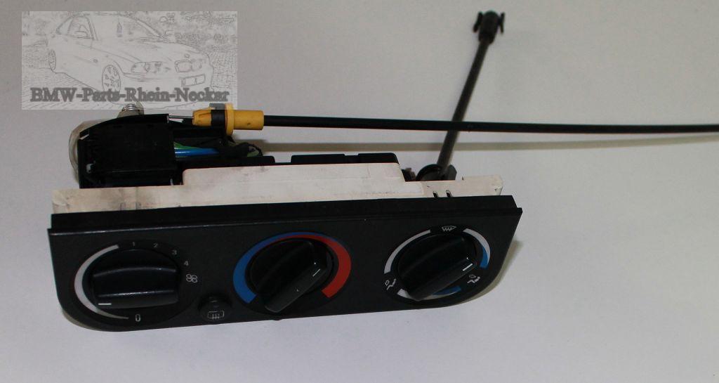 Heizung Wird Nicht Warm Heizungsventil Getauscht Innenraum E36
