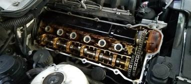bmw e36 oil leak valve cover gasket