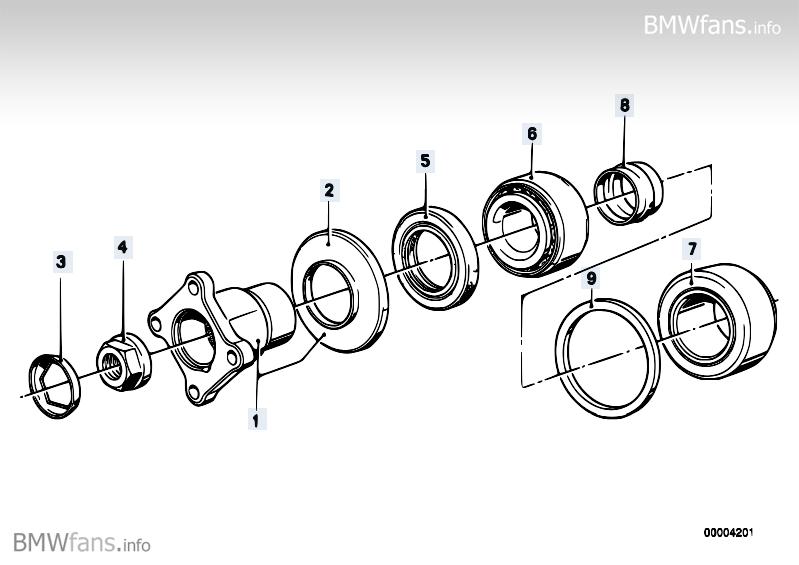 Flansch Am Differential Wechseln Antrieb E36 Talk Dein Bmw